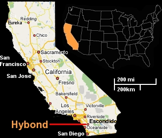 HYBOND Inc Contact Us - Airports in california